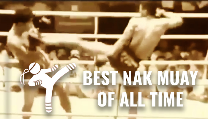 Best Muay Thai Fighters of All Time - Top Thai Boxers in the World